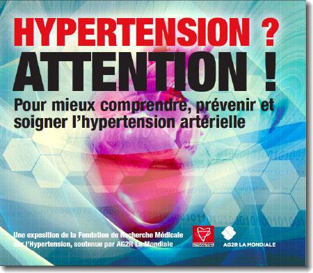 Campagne de prévention de l'hypertension artérielle