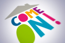 Logo Come on! - Habitat Participatif