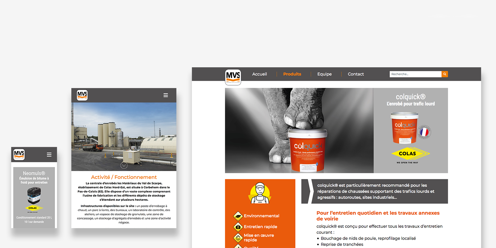 conception site web cms joomla agence marketing lille