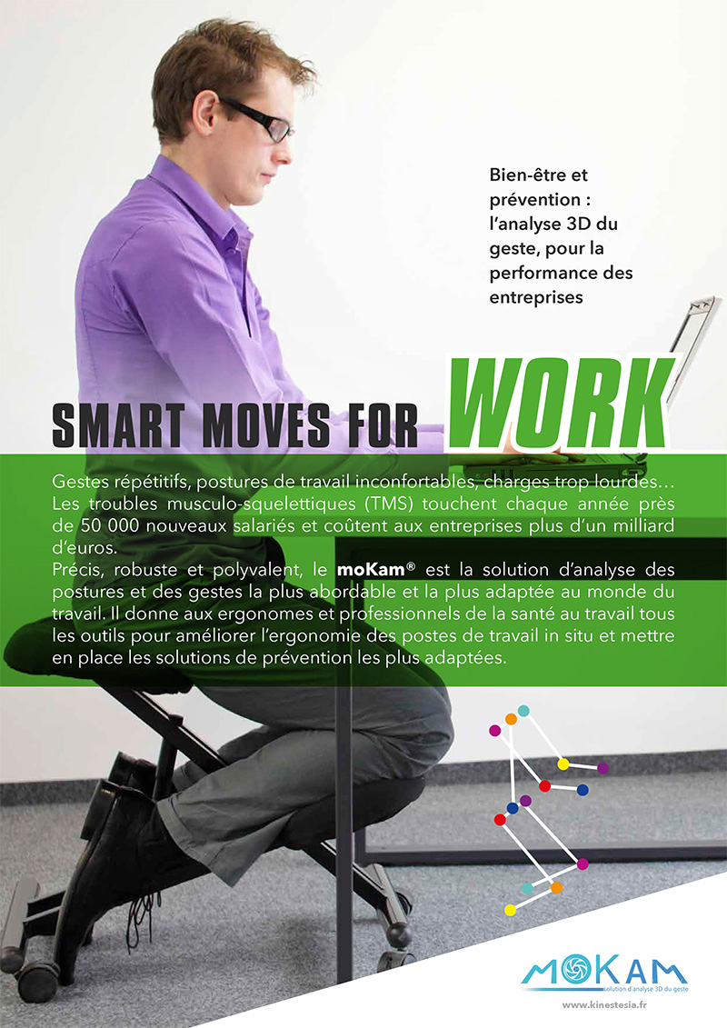 Kinestesia Smart Move for Work